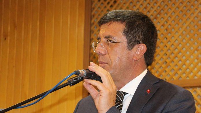 Bakan Zeybekçi'den 'özür' yorumu