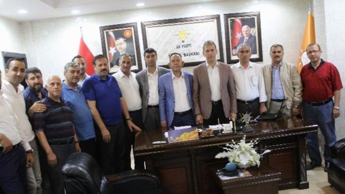 AK Parti'den DBP'li Siirt Belediyesine Sert Tepki