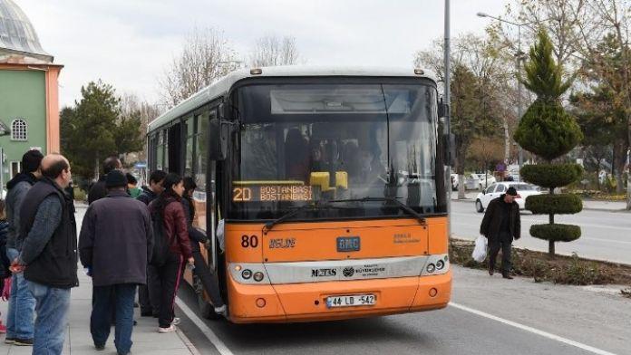 Toplu Taşıma Araçları LYS'ye Gireceklere Ücretsiz