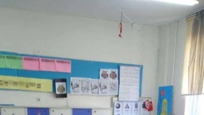 Lapseki'de Öğrencilere Diş Taraması