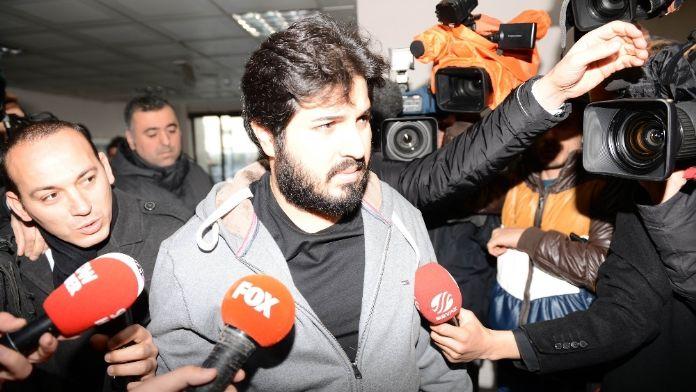 Rıza Sarraf'a kötü haber: Savcı kararını açıkladı