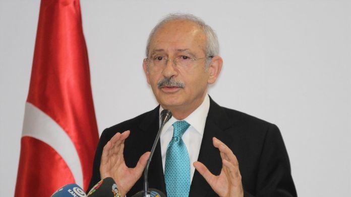 Kılıçdaroğlu'nun gündeminde 'mermi' vardı