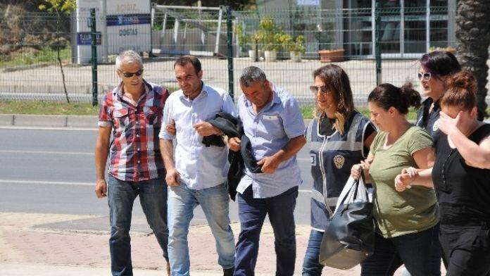 Alanya'da Kasa Hırsızlığı