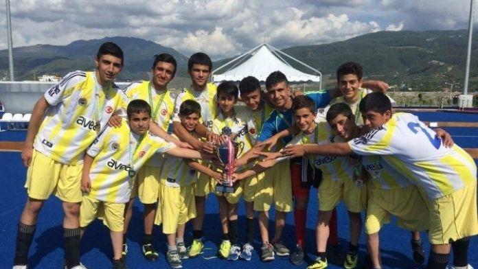Hokey Milli Takımına Malatya'dan Üç Sporcu