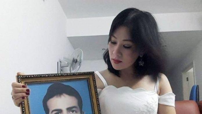 Şehit Polisin Vietnamlı Eşi Cumhurbaşkanı Erdoğan'dan Yardım İstedi
