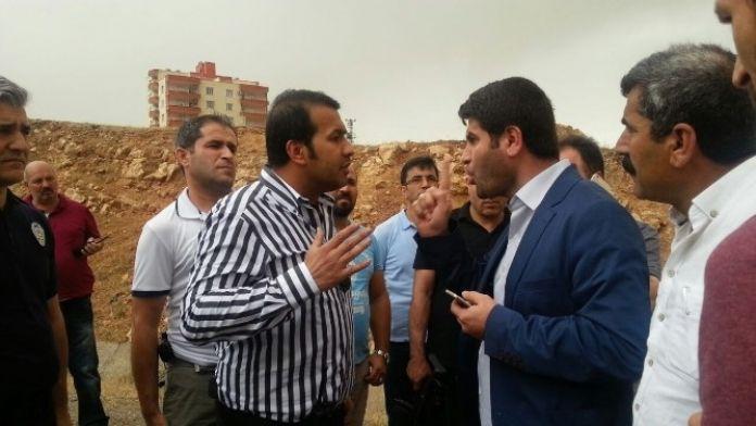 Şırnak'a Gitmek İsteyen HDP'li Gruba Polis İzin Vermedi