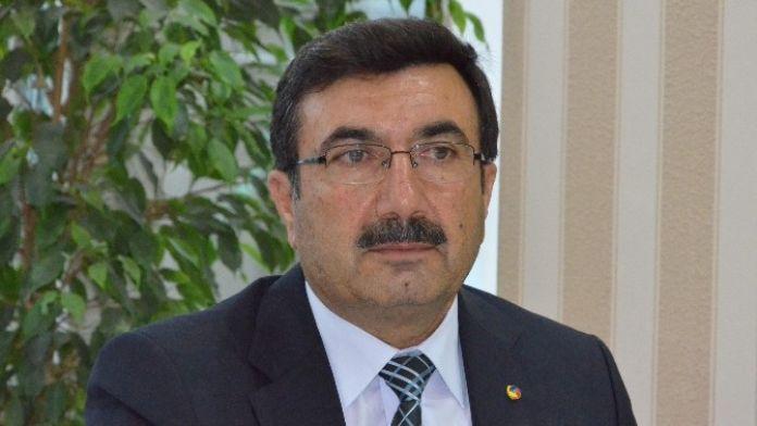 Ticaret Borsası Başkanı Ali Bektaş;