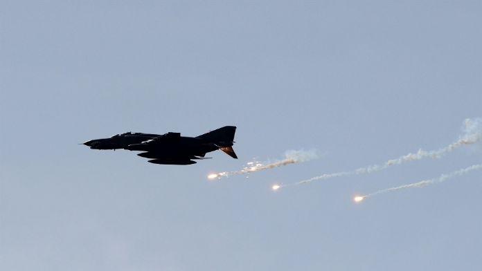 TSK'dan Kandil'e hava harekatı: 9 terörist öldürüldü