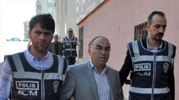Kayseri'deki FETÖ/PDY operasyonunda 4 kişi adliyede