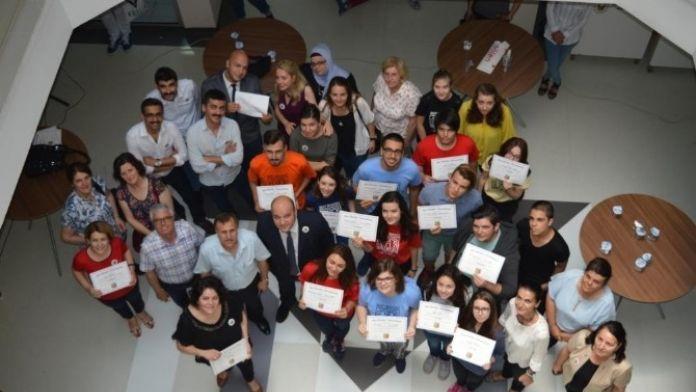 Best Buddies Projesi'nin Kapanış Ve Sertifika Töreni