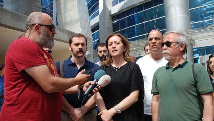 DİSK Genel Sekreteri Çerkezoğlu'nun gözaltına alınması
