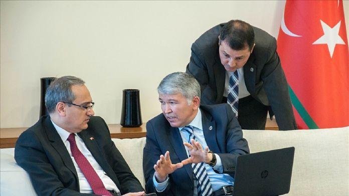 Türkiye ve Bulgaristan Gümrük Müsteşarları Toplantısı Kapıkule'de yap