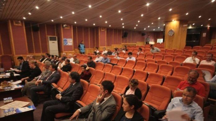Akademisyen -Sanayici Sektör Eşleştirmesi Toplantısı Gerçekleşti