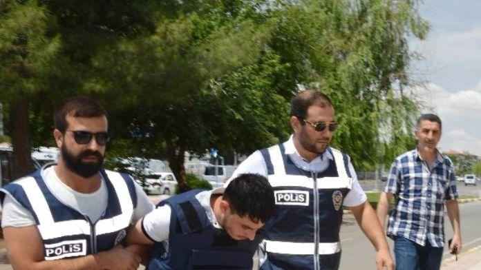 43 Yıl Kesinleşmiş Cezası Olan Şahıs Yakalandı