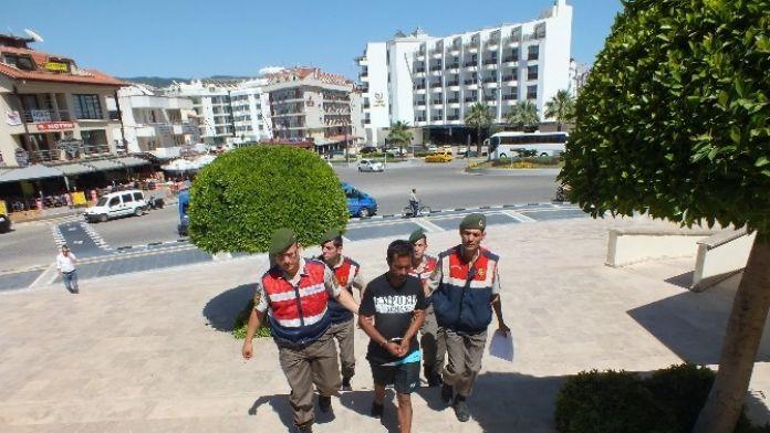 Marmaris'teki Cinayet Zanlısı Yakalandı