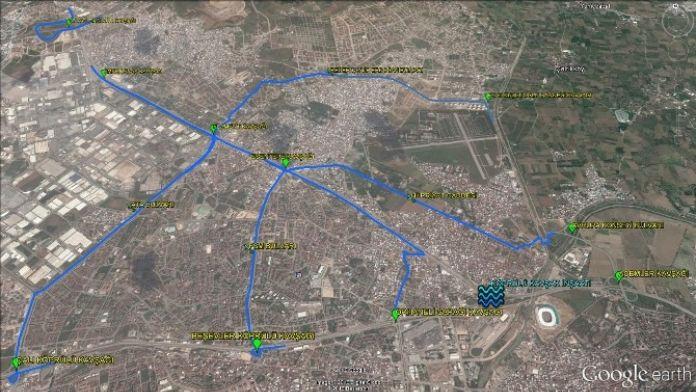 Mudanya Yolu'nda Köprülerin Yıkımına Başlanıyor