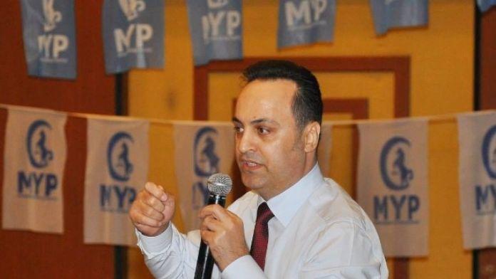 Myp Lideri Yılmaz: 'Kimse Devlet Bahçeli Olmadan Gelin Güvey Olmasın'