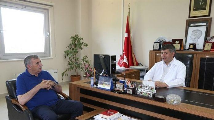 Başkan Toçoğlu: 'Tıp Fakültesine Desteğimizi Sürdüreceğiz'