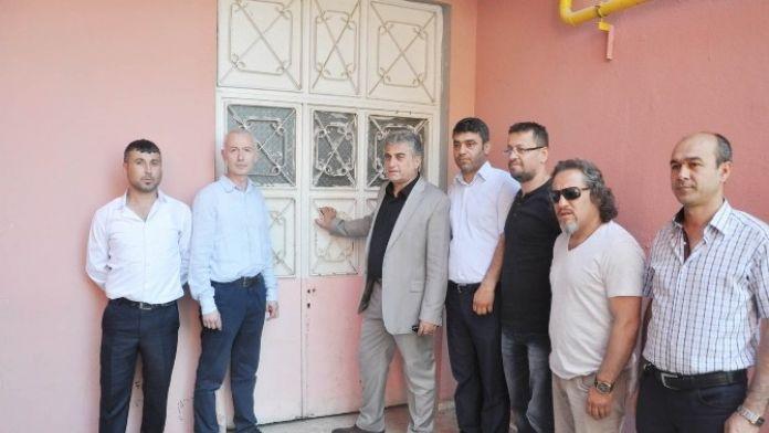 Kırıkkalespor'da Kapı Duvar Oldu