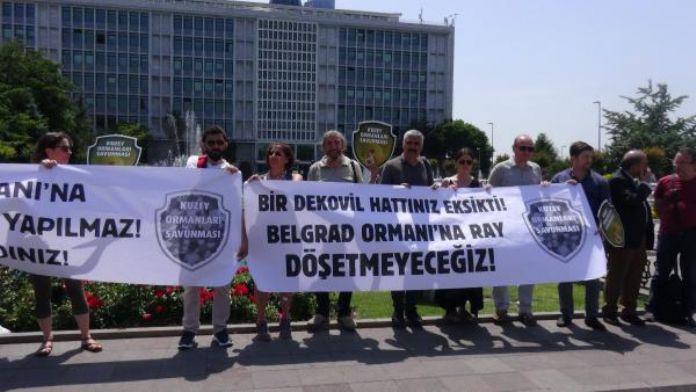 Tarihi Haliç-Karadeniz Sahra Hattı için düğmeye basıldı