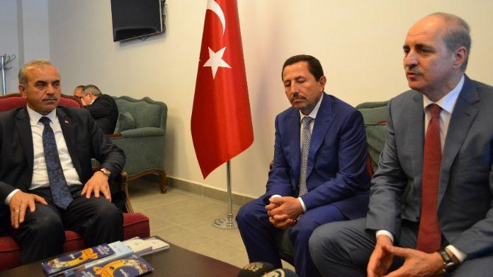 'Sadece PKK ile değil arkasındakiler de mücadele ediyoruz'