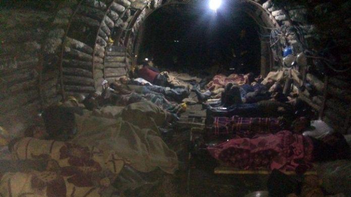 Çalıştıkları Maden Şirketine Kayyum Atanan 282 İşçiye Toplu Çıkış Verildi