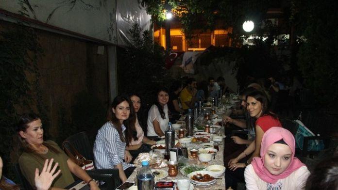 Türk Eğitim-sen Üyeleri İftar Programında Buluştu