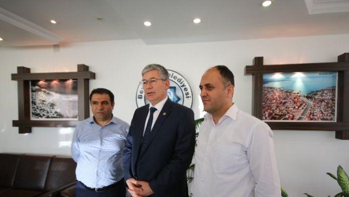 Mehmet Babaoğlu'ndan Beyşehir'e AÖF Sınav Merkezi Müjdesi