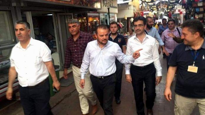 Abdurrahman Öz, Seçim İşleri Başkan Yardımcılığına Atandı