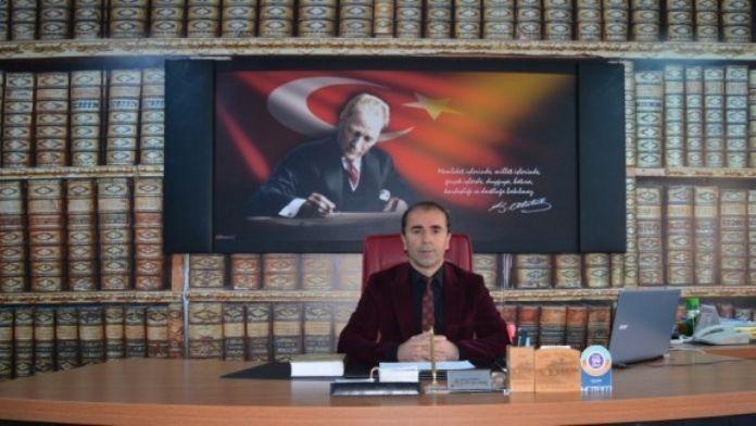 Osmaneli İlçe Milli Eğitim Müdürü Ekinci'den Yıl Sonu Mesajı
