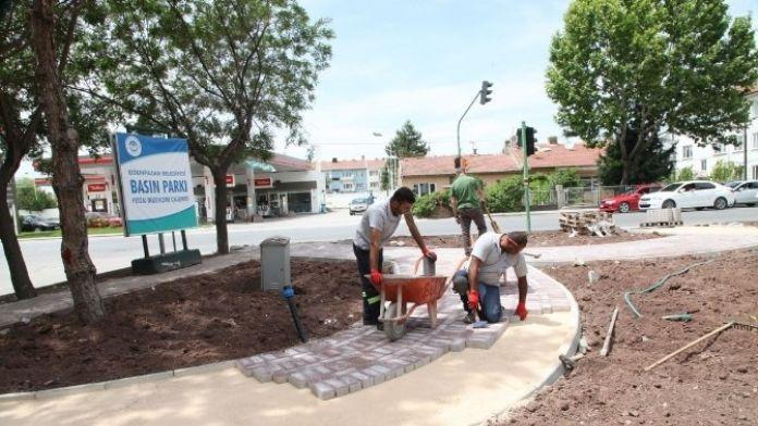 Basın Parkına Basın Şehitleri Abidesi Yapılacak