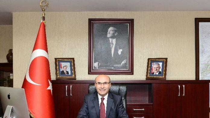 Vali Mahmut Demirtaş'ın, 'Babalar Günü' Mesajı