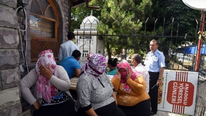 Afyonkarahisar'da Zabıtadan Dilenci Operasyonu