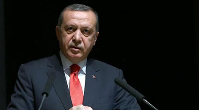 Erdoğan terör örgütlerini hedef aldı  'Türkiye olursak işi bitiririz '