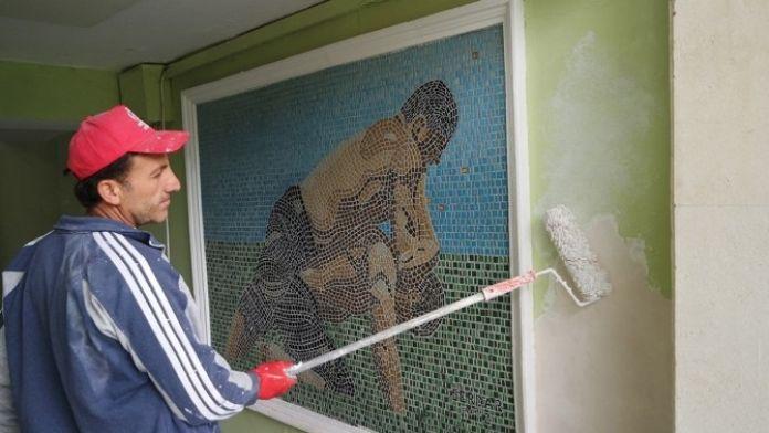Sarayiçi Kırkpınar'a Hazırlanıyor