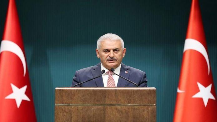 Başbakan'dan Sahil Güvenlik Komutanlığı mesajı