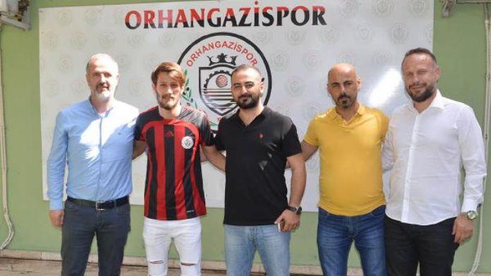 Orhangazispor Murat'ı kiraladı