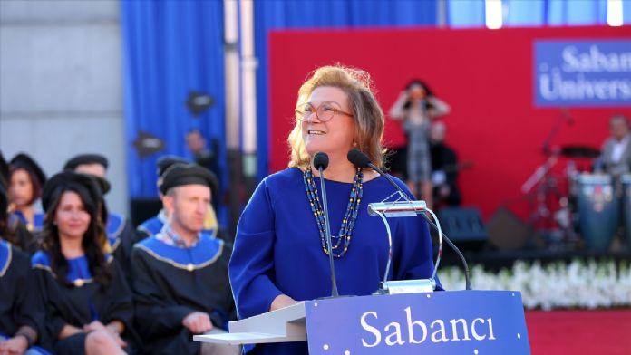 Sabancı Üniversitesi mezuniyet töreni