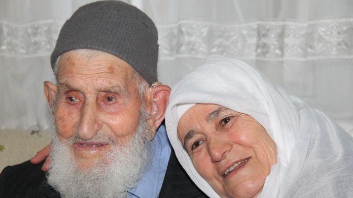 Cezaevine 111 yaşında girdi !  3 ay sonra ...