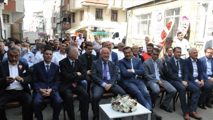 Yozgat Kültür Merkezi ve Öğrenci Yurdu temel atma töreni