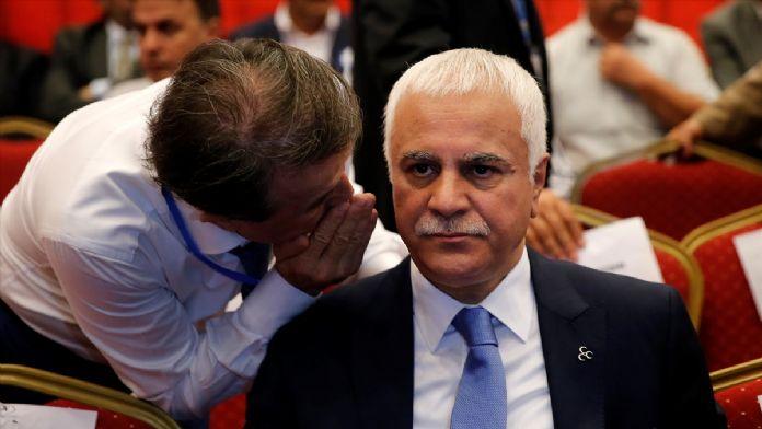 MHP'de Çağrı Heyeti'nin topladığı olağanüstü kongre