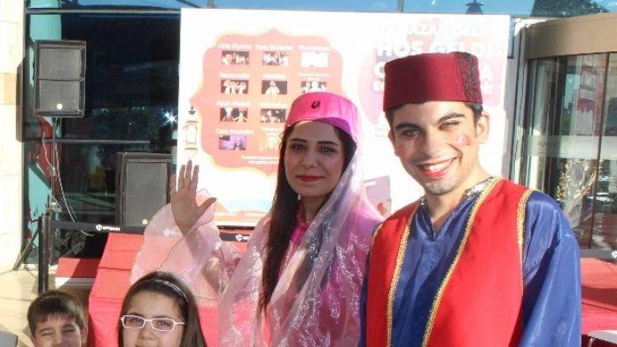 Optimum'dan Çocuklara Ramazan Hatırası