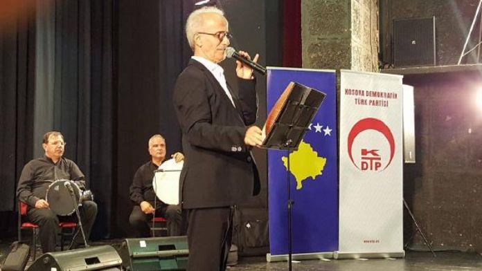 Sami Özer Kosova'da konser verdi