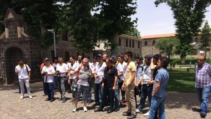 Diyarbakır'da Fotoğrafçılar Eğitim gördü
