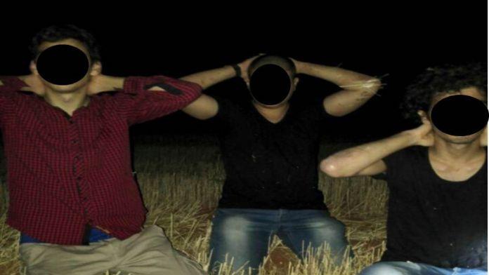 Türkiye'ye sızmaya çalışan 3 IŞİD'li yakalandı