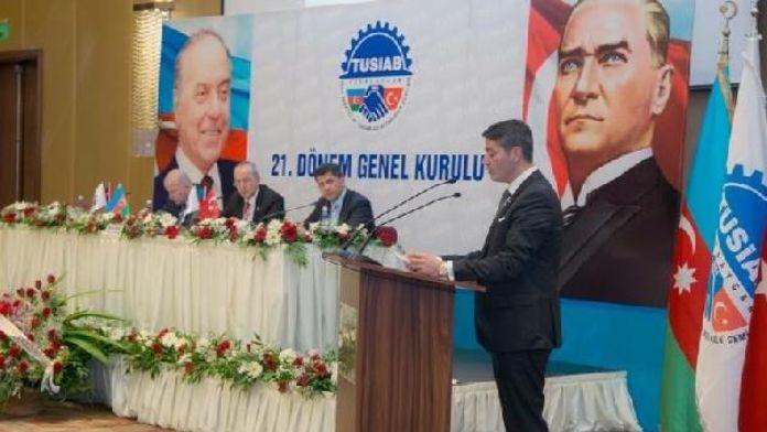 Azerbaycan'da TÜSİAB'ın yeni başkanı Celil Polat oldu
