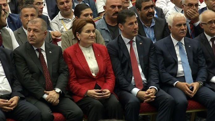 MHP kurultayında 'tek liste' sloganları