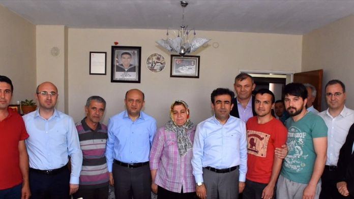 Milli Savunma Bakanı Işık, Kocaeli'yi Ziyaret Yaptı