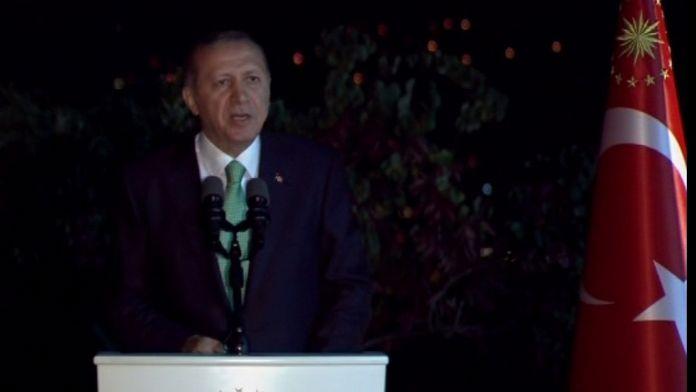 Erdoğan Cihangir'deki saldırıyı değerlendirdi