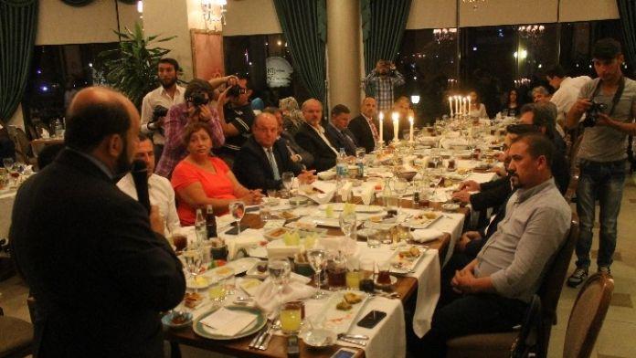 Türkiye Gazeteciler Federasyonu Yönetim Kurulu Afyonkarahisar'da Toplandı